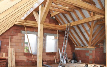 Tanwood attic trusses