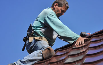 DIY roof repair dangers