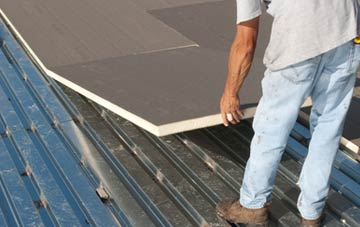 benefits of insulating Tanwood flat roofing