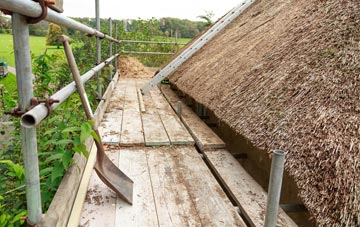advantages of Tanwood thatch roofing