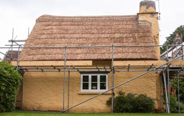 Tanwood thatch roofing costs