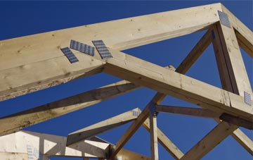 Tanwood roof trusses for new builds and additions