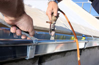 compare gutter installer costs